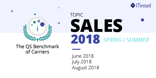 2018 Spring / Summer sales