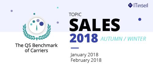 2018 Autumn / Winter sales